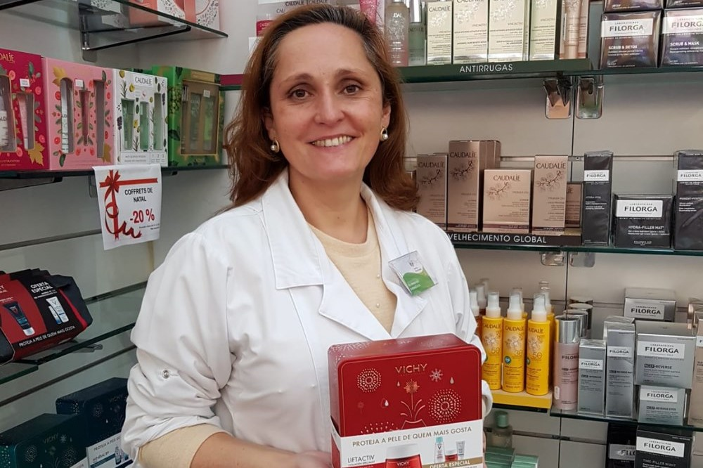 Farmácia Santa Catarina - Coffret de Natal