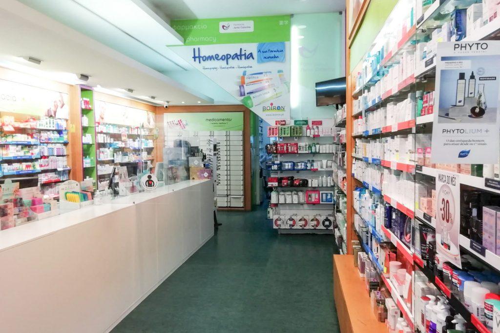 Balcão Farmácia Santa Catarina